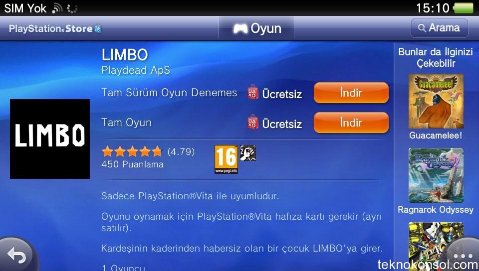 Limbo-psnde-ucretsiz