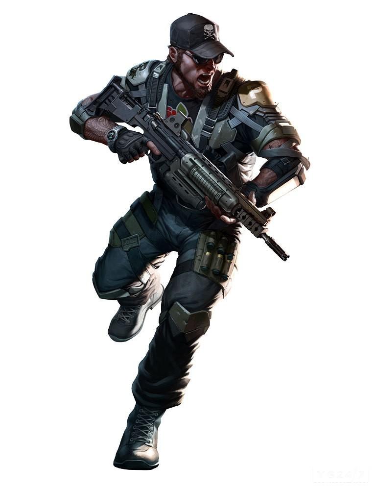 Killzone-Mercenary-Arran-Danner
