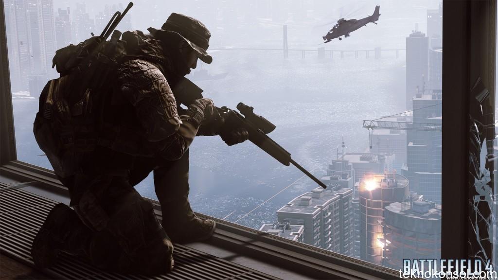 battlefield 4-sniper