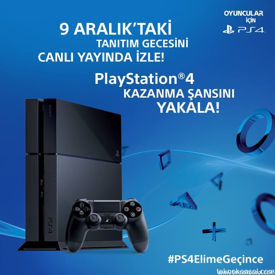 playstation4-canli yayin