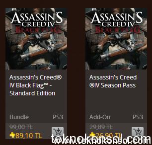 Assassin's Creed 4 Haftanin Firsati