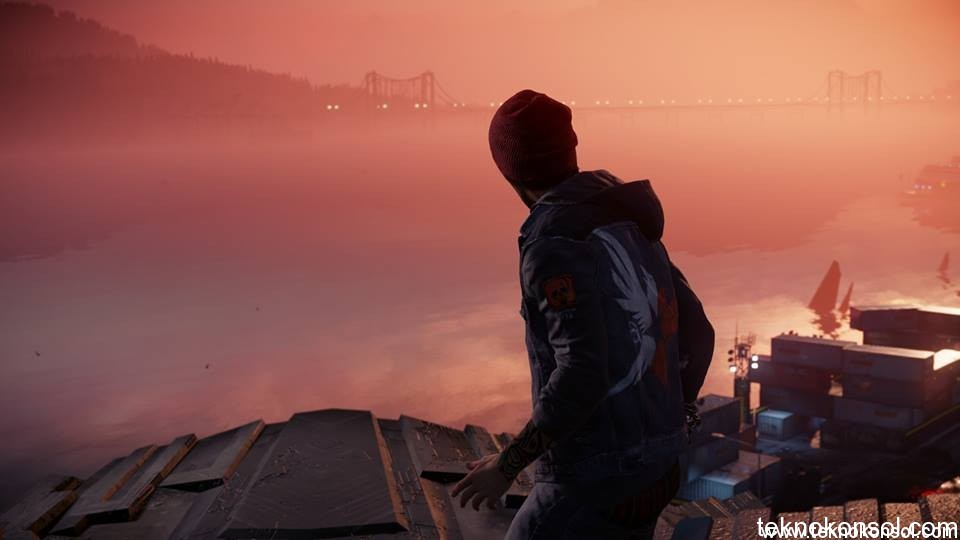 infamous-second-son - high quality