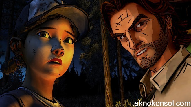 the wolf among us and the walking dead