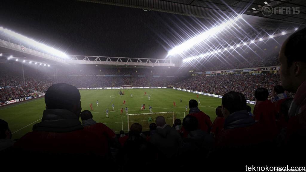 FIFA 15 screens