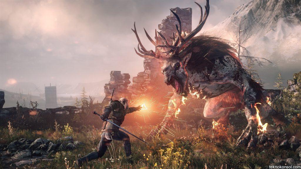 The Witcher 3'ün Türkçe yaması yayınlandı