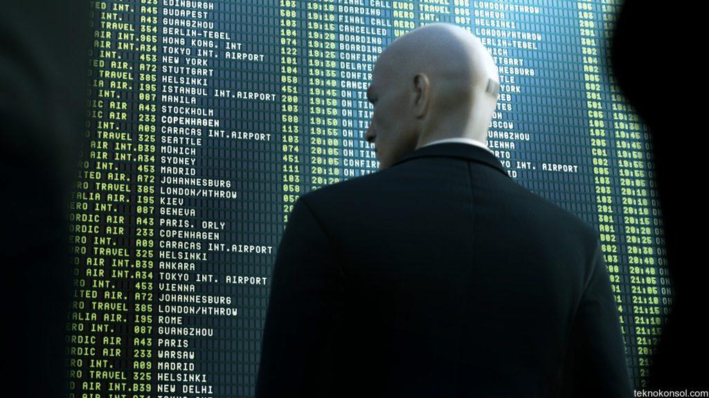 Hitman'in PC sürümü DirectX 12 destekleyecek
