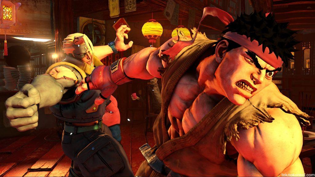 Street Fighter V'in ilk inceleme puanları yayınlandı