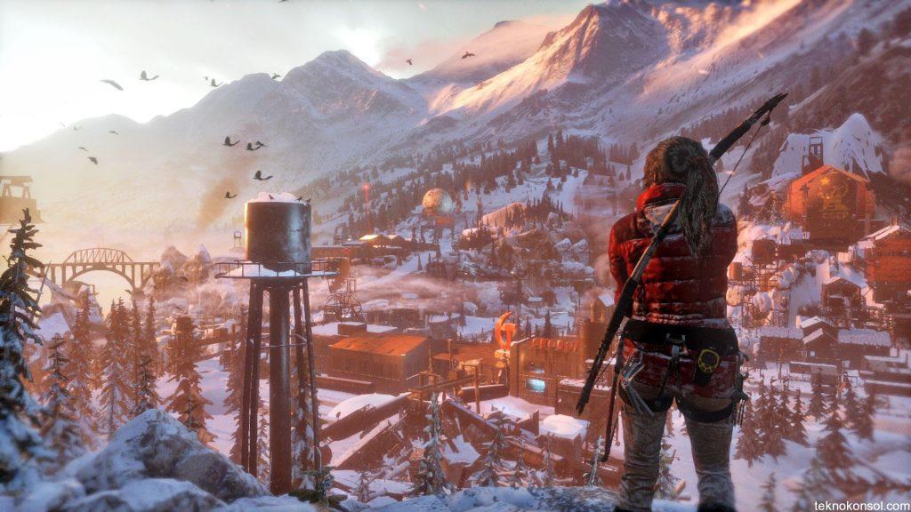 Rise of the Tomb Raider PS4'de hangi çözünürlük ve fps'de çalışacak?