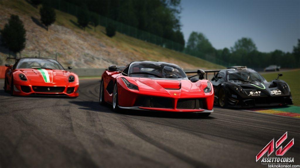 Assetto Corsa PS4 ve Xbox One İçin Ertelendi!