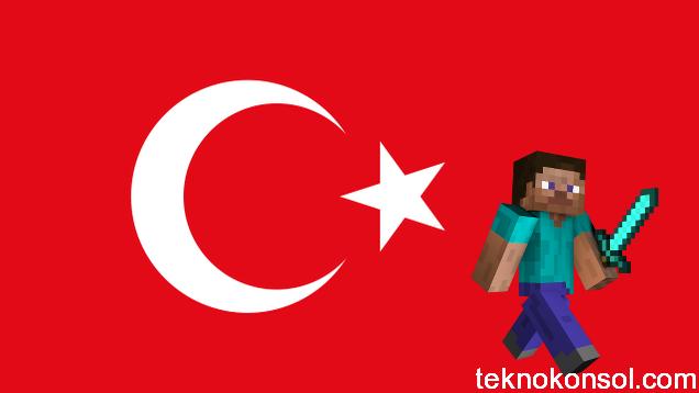 Minecraft'a Türkçe dil desteği geldi