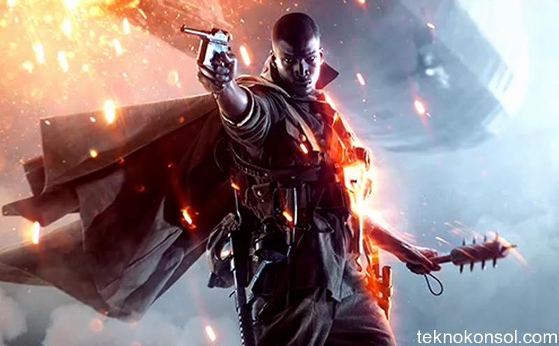 Battlefield 5, 1. Dünya Savaşı'nı konu alacak