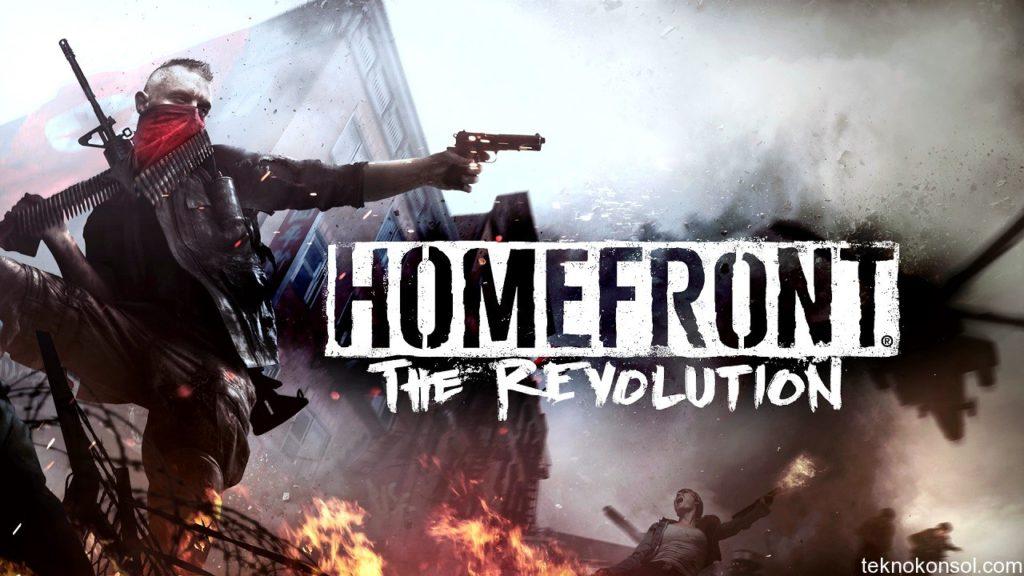 Homefront: The Revolution'ın İlk İnceleme Puanları