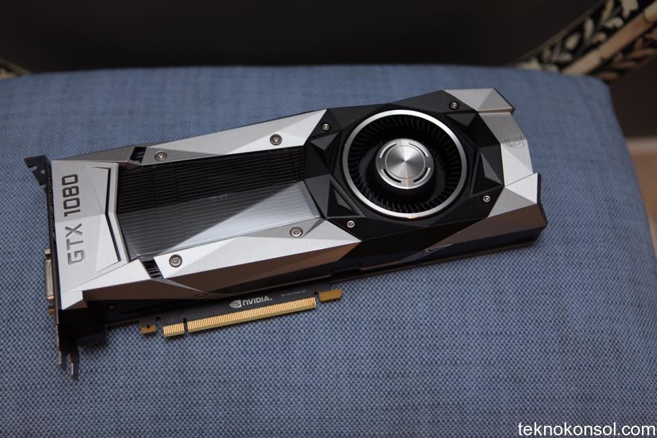 Nvidia GeForce GTX 1080 ile Doom oynadılar