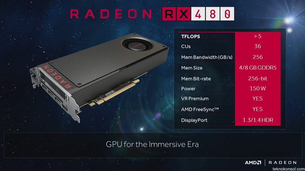 AMD RX 480'nin Benchmark Testleri