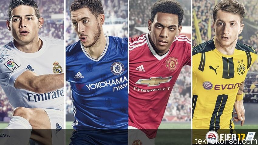 FIFA 17'nin sistem gereksinimleri