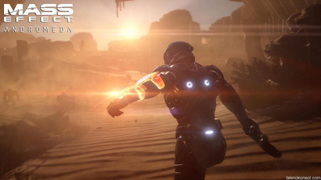 Mass Effect Andromeda'dan Yeni Video