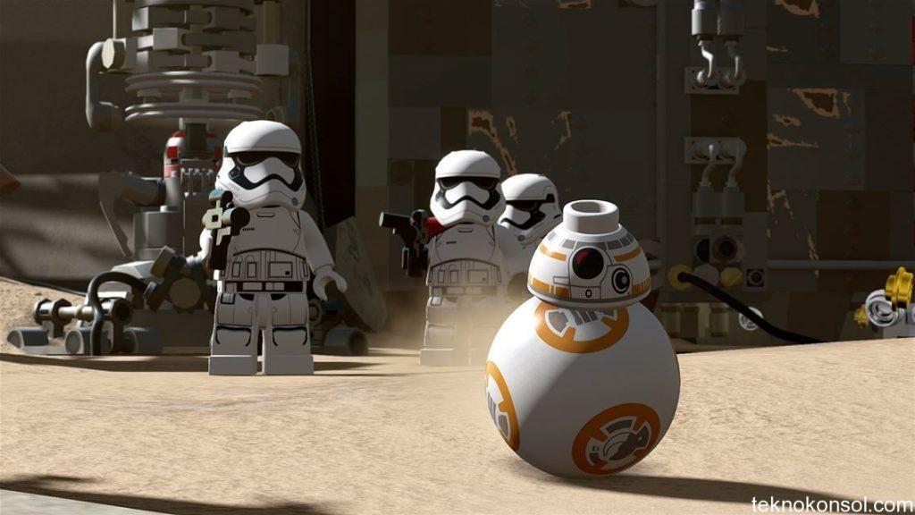 İngiltere'de Bu Hafta En Çok Satan Oyun Lego Star Wars