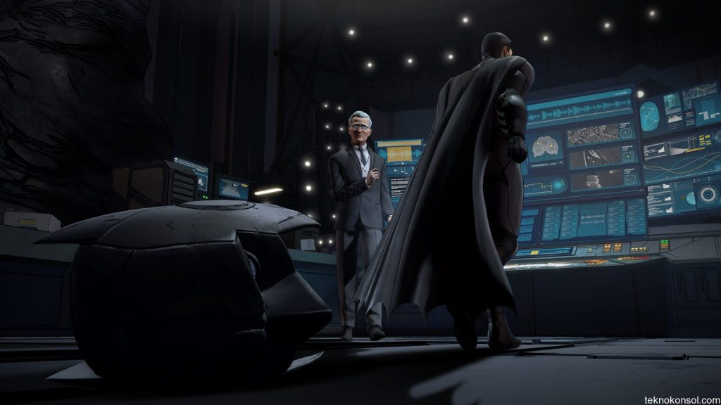 Batman: The Telltale Series'in ilk yaması