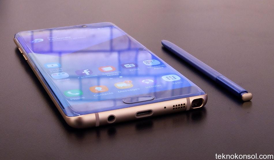 Galaxy Note 7 dağıtımı durduruldu
