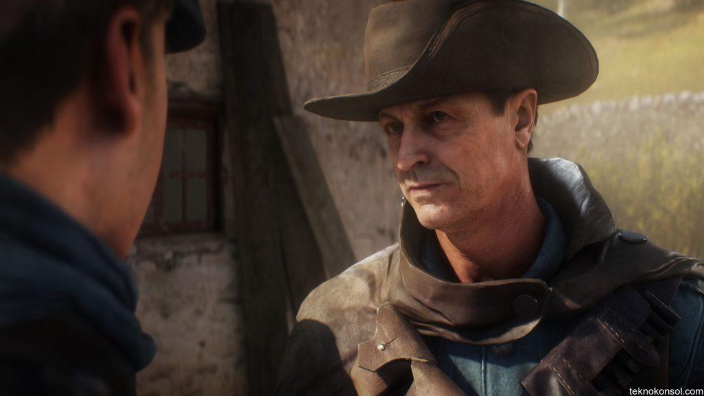 Battlefield 1'in hikaye modu tanıtım videosu
