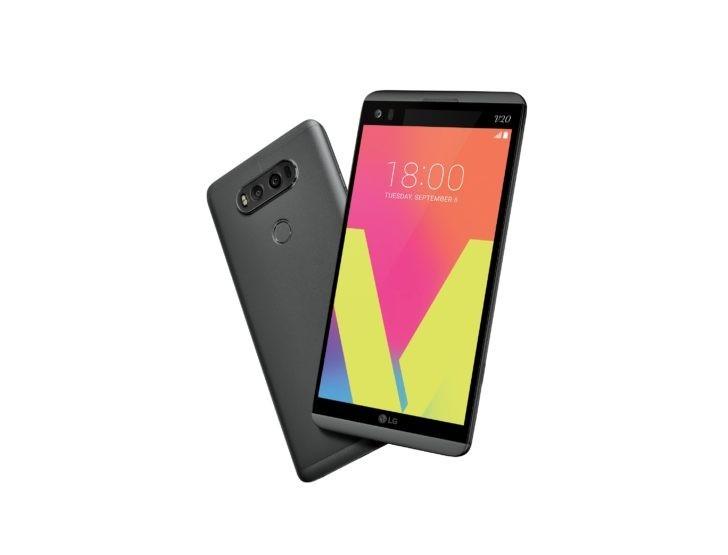 LG V20 donanım