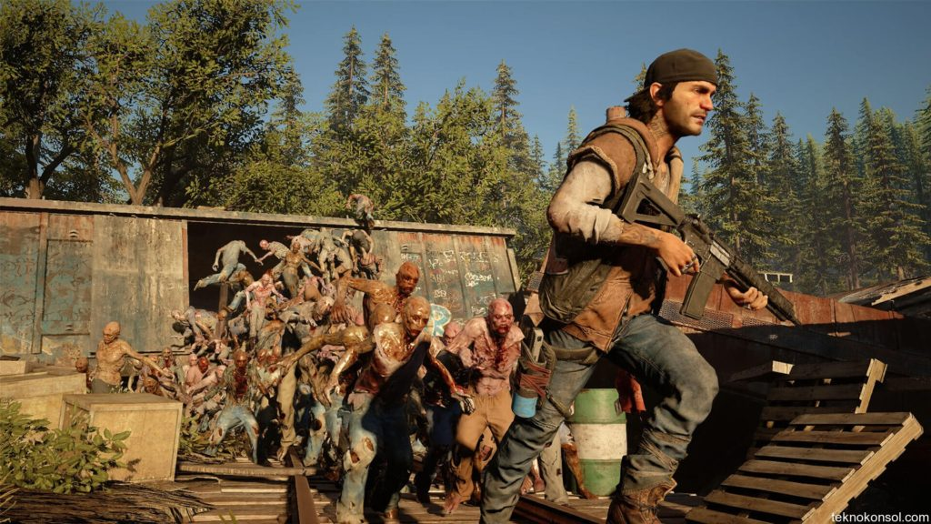 Days Gone ertelendi
