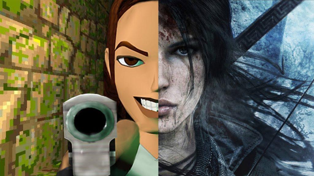 Tomb Raider Serisinin Gelişimi