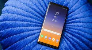 Galaxy Note 9 Değişim