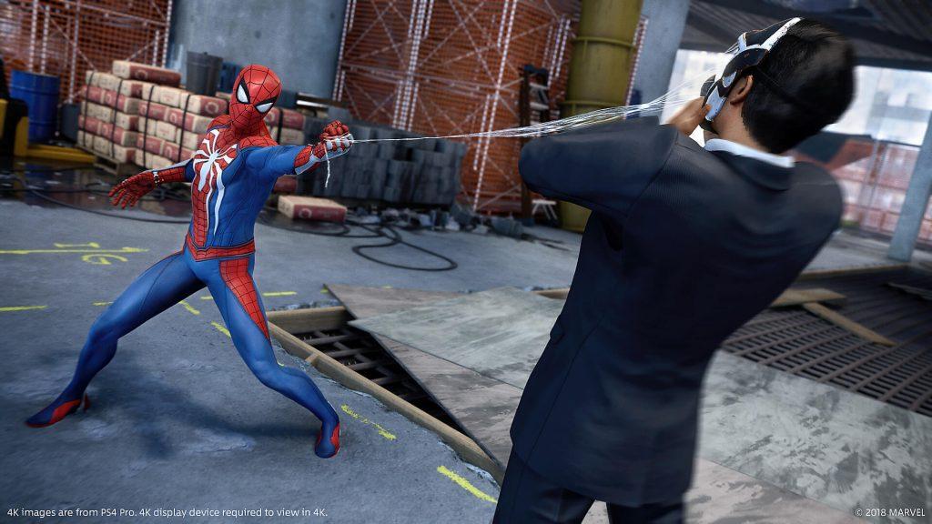 Marvel's Spider-Man çıkış fragmanı