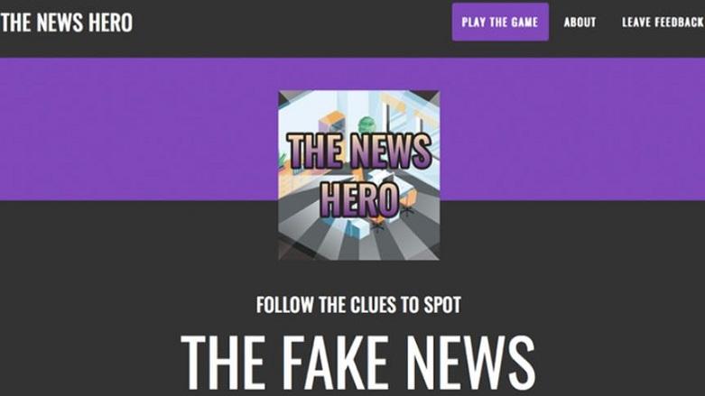 The News Hero