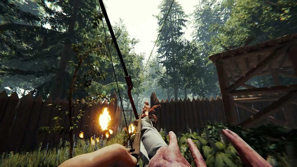 The Forest'ın PS4 çıkış tarihi