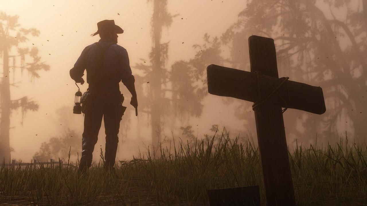 Red Dead Redemption 2 FPS Modu Bulunduracak ve Yeni Ekran Görüntüleri Yayınlandı 13