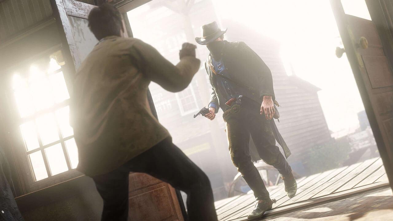 Red Dead Redemption 2 FPS Modu Bulunduracak ve Yeni Ekran Görüntüleri Yayınlandı 3