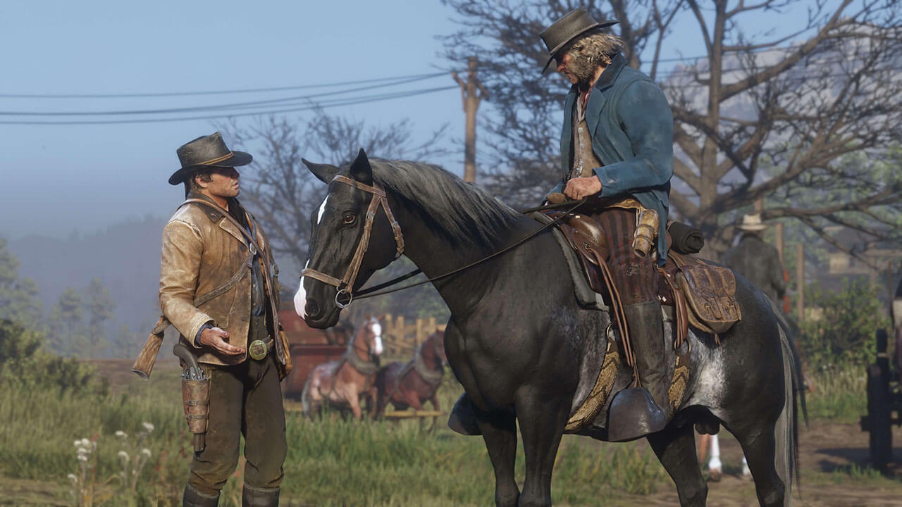 Red Dead Redemption 2 FPS Modu Bulunduracak ve Yeni Ekran Görüntüleri Yayınlandı 21
