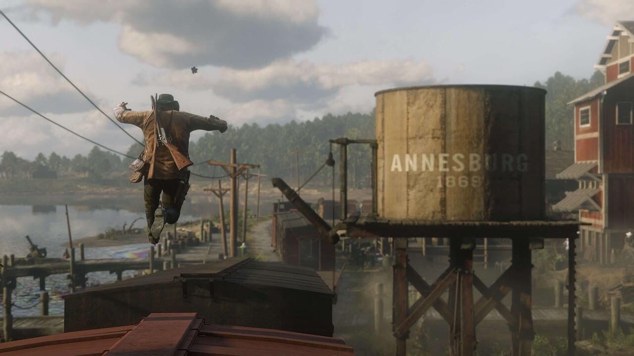 Red Dead Redemption 2 FPS Modu Bulunduracak ve Yeni Ekran Görüntüleri Yayınlandı 24
