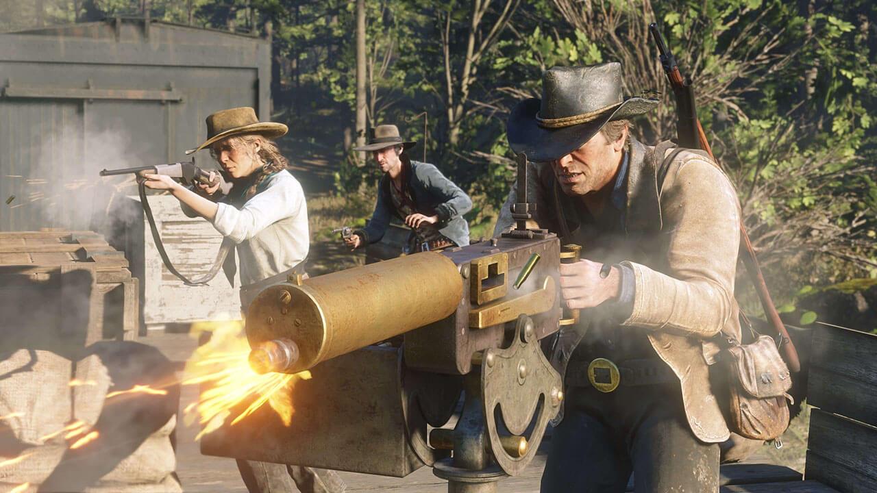 Red Dead Redemption 2 FPS Modu Bulunduracak ve Yeni Ekran Görüntüleri Yayınlandı 19