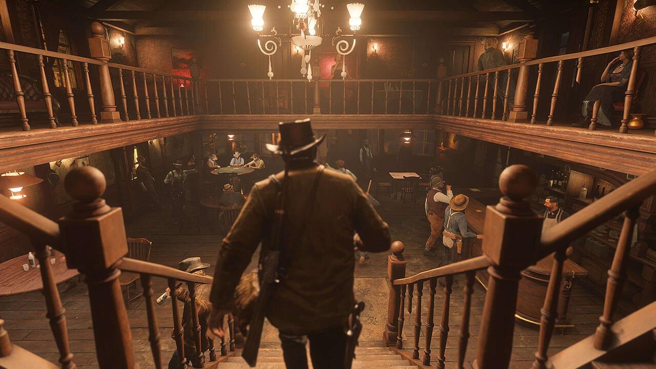 Red Dead Redemption 2 FPS Modu Bulunduracak ve Yeni Ekran Görüntüleri Yayınlandı 5
