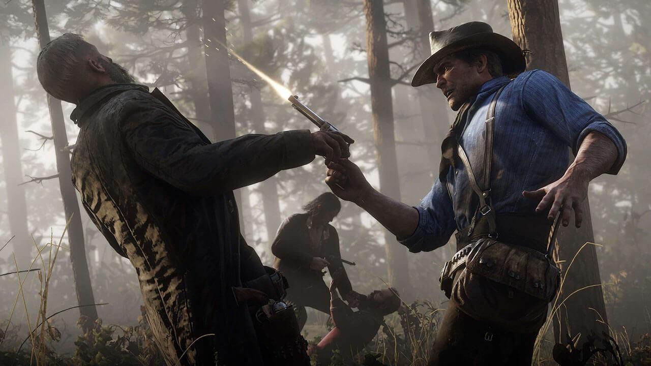 Red Dead Redemption 2 FPS Modu Bulunduracak ve Yeni Ekran Görüntüleri Yayınlandı 2