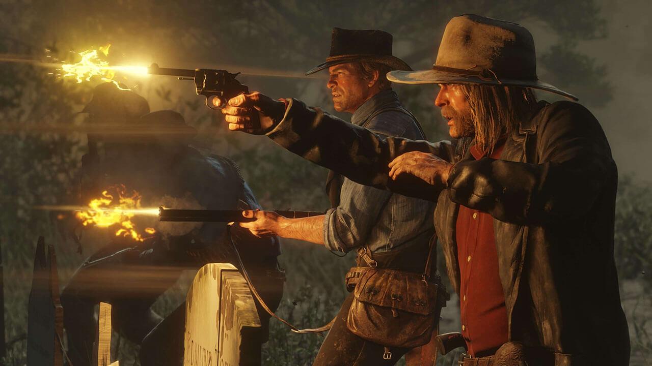 Red Dead Redemption 2 FPS Modu Bulunduracak ve Yeni Ekran Görüntüleri Yayınlandı 7