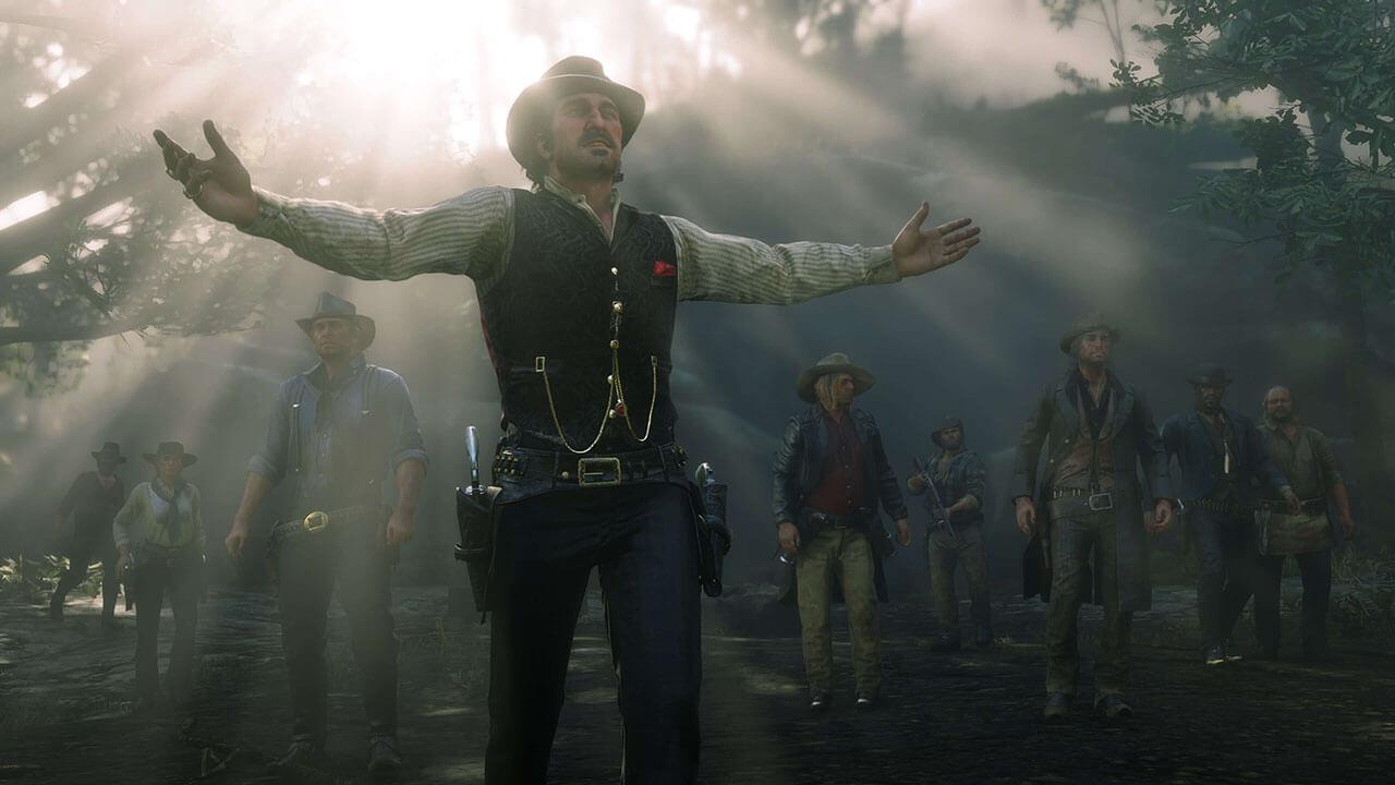 Red Dead Redemption 2 FPS Modu Bulunduracak ve Yeni Ekran Görüntüleri Yayınlandı 22