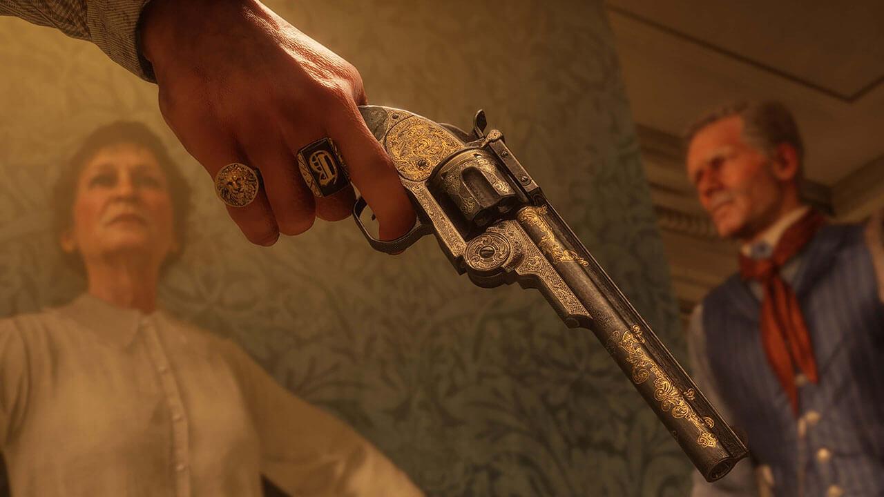 Red Dead Redemption 2 FPS Modu Bulunduracak ve Yeni Ekran Görüntüleri Yayınlandı 9