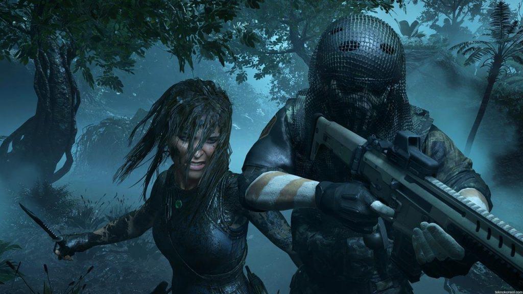 Shadow of the Tomb Raider için yeni oynanış videosu