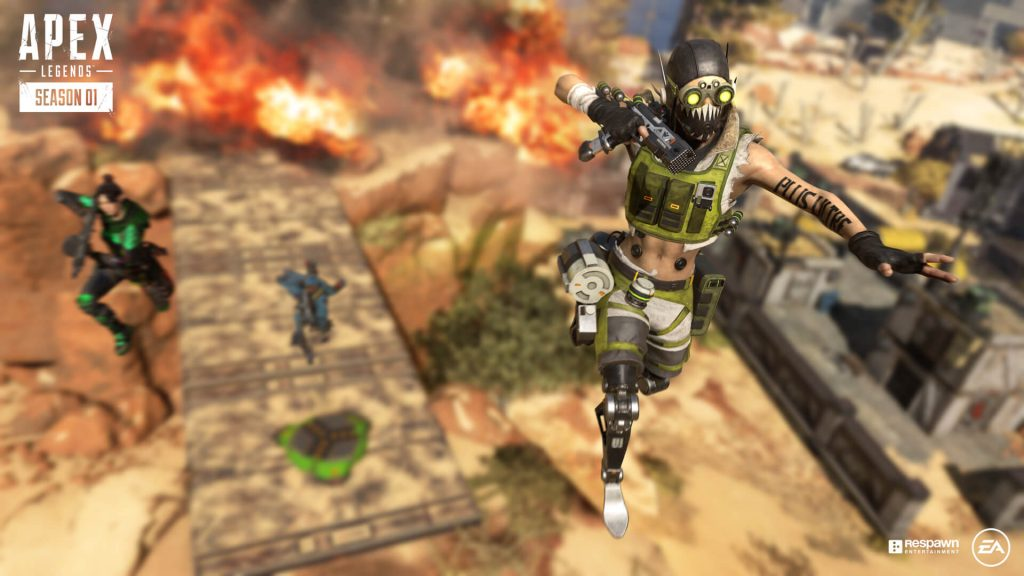apex legends mobil