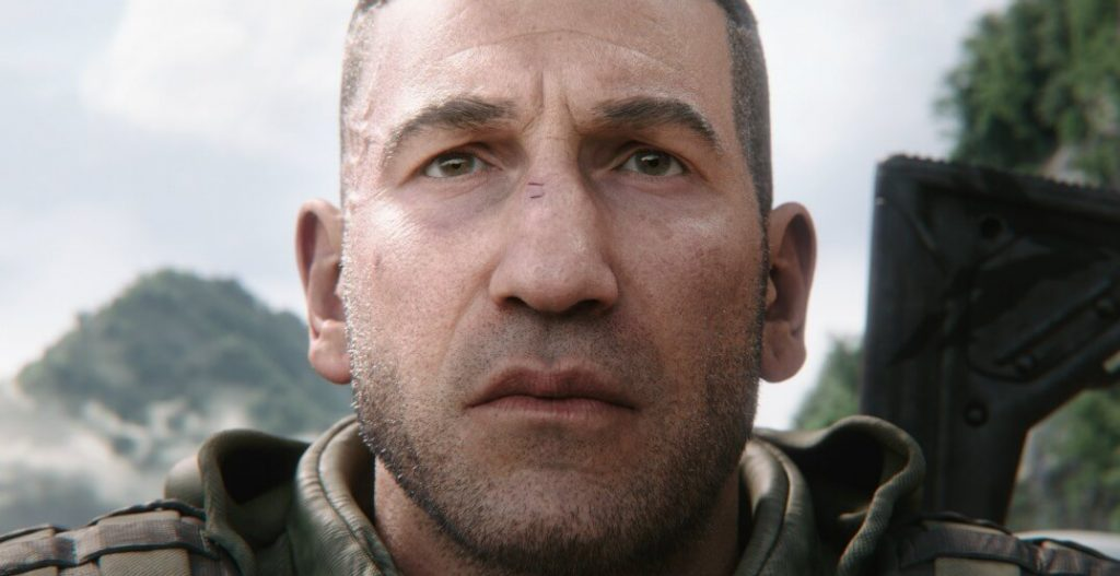 tom clancy's ghost recon breakpoint jon bernthal