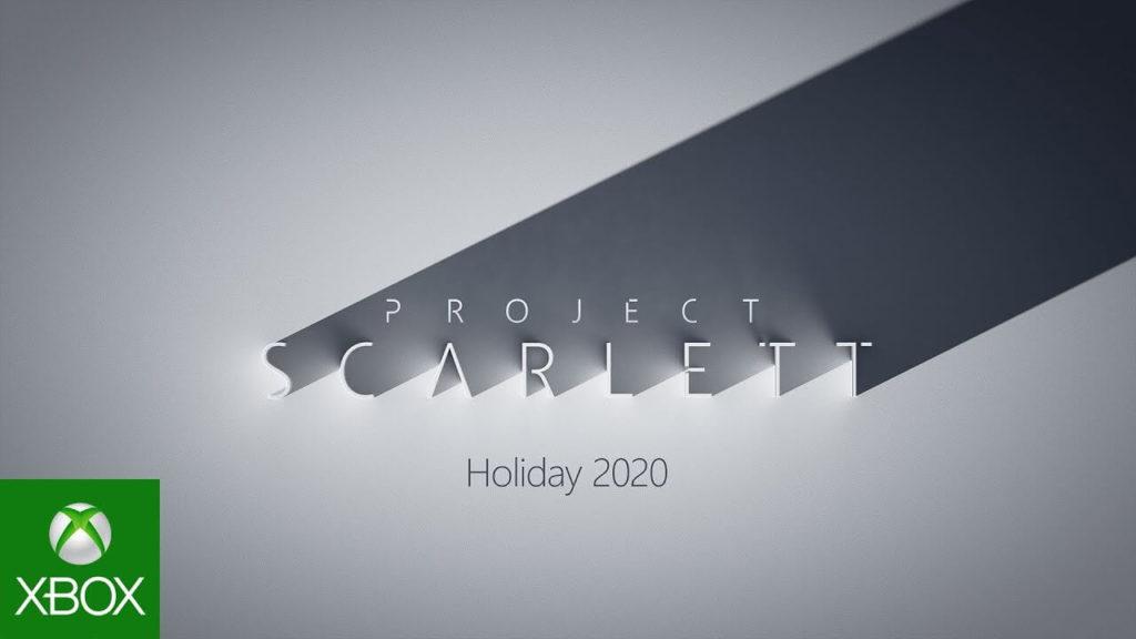 xbox scarlett