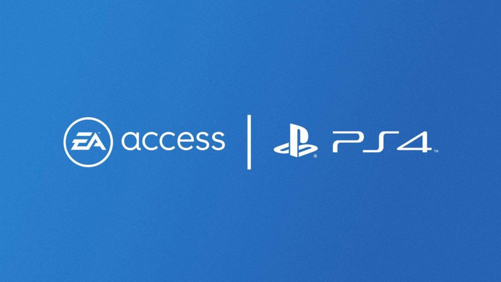 ea access playstation 4
