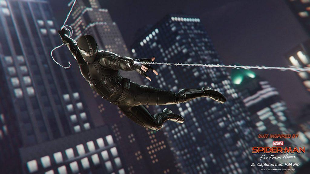 Spider-Man: Far From Home kostümleri