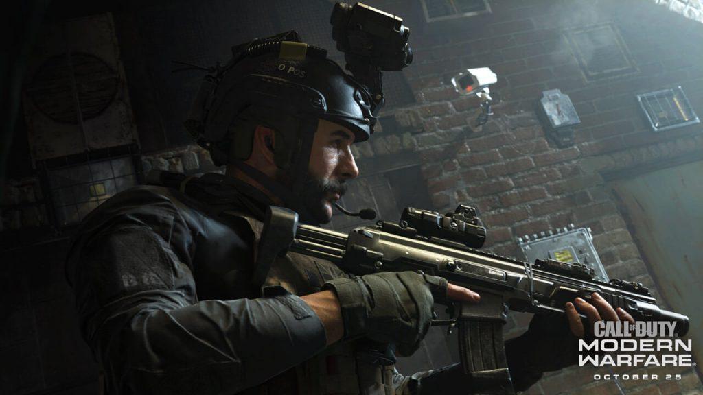 call of duty: modern warfare hikaye