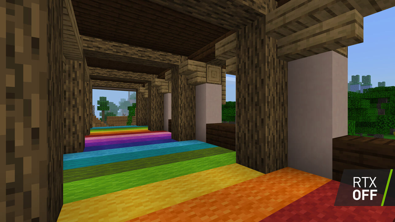 Minecraft Ray Tracing Desteği Alacak 3