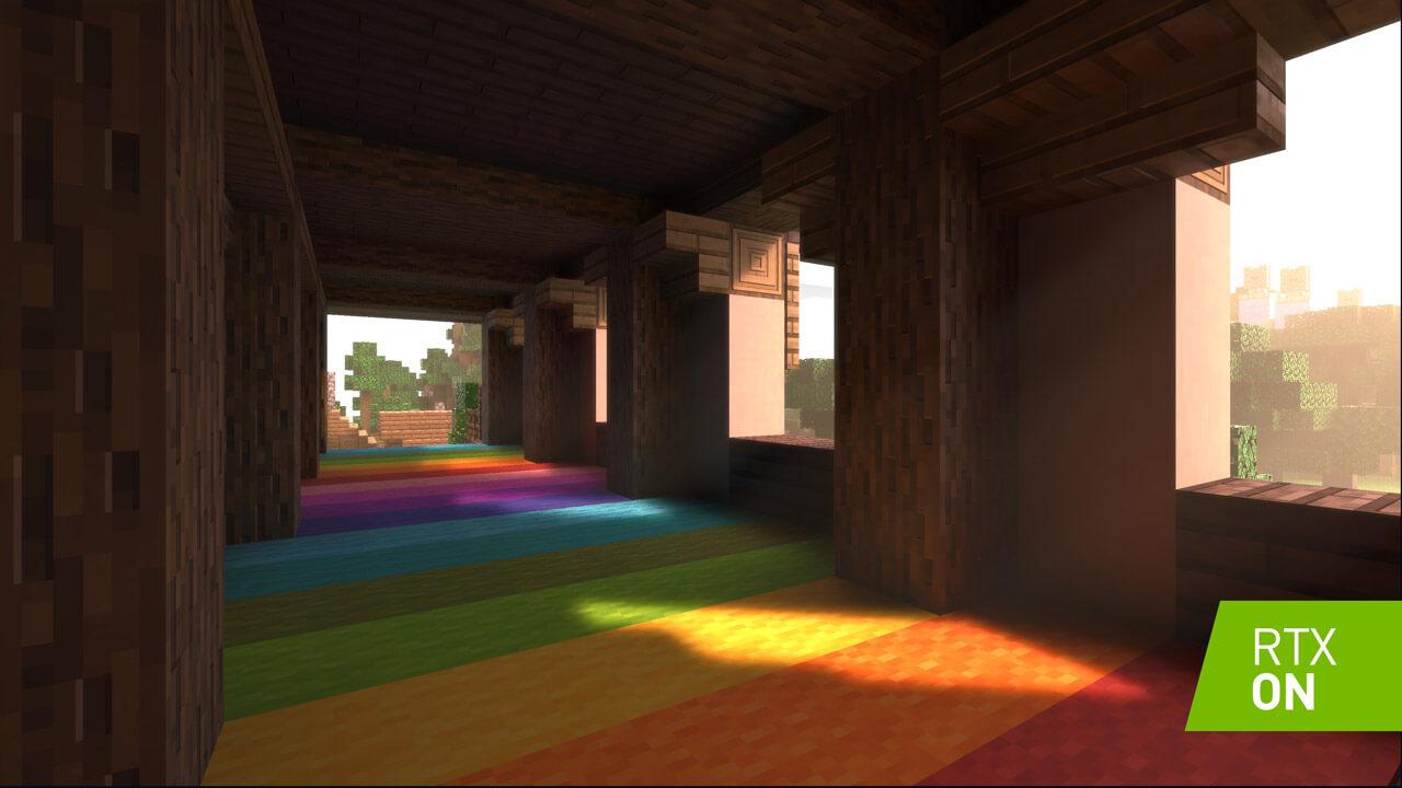 Minecraft Ray Tracing Desteği Alacak 4